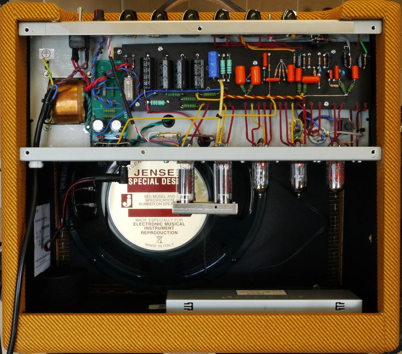 GeneralRat Valve Amps